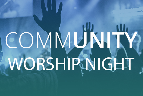 Community Night of Worship Lake City Church